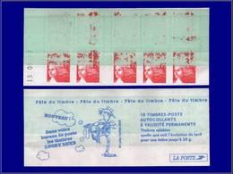 Qualité: XX – 536, Marianne De Luquet (couverture Lucky-luke), Extraordinaire Carnet, Impression Sur Raccord De Papier B - Booklets