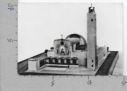 CARTOLINA NV ITALIA - BATTIPAGLIA (SA) - Costruenda Chiesa - Lato Sud Ovest - 10 X 15 - Battipaglia