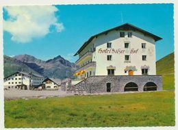 AK  Hotel Silzerhof Kühtai Tirol - Österreich