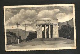 BOLZANO - Il Monumento Della VITTORIA ( Spedita Nel 1939 ) - Bolzano
