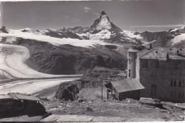 Zermatt - Kulm-Hotel Gornergrat (8750) * Sept. 1962 - VS Valais