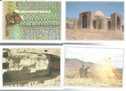 AFGHANISTAN-N.12 CARTOLINE VARIE VEDUTE-FG-N.4692 - Afghanistan