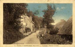 76 Environs De LILLEBONNE - Radicâtel - Maisons Sous-bois - Commune De Saint-Jean-de-Folleville (525 Hab.) - France