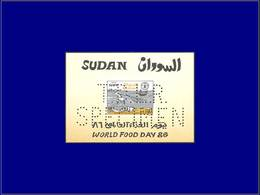 "Qualité: ESS – 2, Perforé """"specimen"""": FAO, Pêche ."" - Sudan (1954-...)"