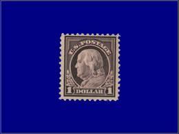 Qualité: XX – 216 A, Dentelé 11: 1$ Violet. Cote: 120 - United States