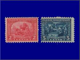 Qualité: XX – 226/27: Mayflower. Cote: 96 - United States