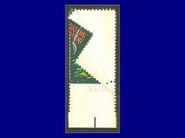 Qualité: XX – 943, Imprime Sur Raccord Total De Papier & Plié Avant L'impression (très Spectaculaire): 8c. Oiseau . - United States