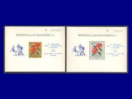 """Qualité: XX – Michel 14/15; Football 1963 ."""" - El Salvador"""