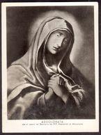 NO71  ADDOLORATA Che Si Venera Nel Santuario Dei P.P. Passionisti Di Mascalucia (Catania) - Virgen Maria Y Las Madonnas