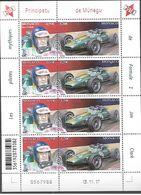 Monaco 2018 - Yv N° 3123 & 3124 ** - Jim Clark - Unused Stamps