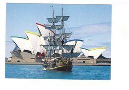 Bateau Voilier Australie Sydney Bounty Sydney Cove Opera House - Voiliers