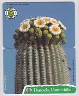 Deutsche Umwelthilfe -Säulenkaktus Puzzle Aus O 1182 Und O 1184 Aus 1997 -Auflagenhöhe Liegt Bei 1100 Ex- - Puzzles