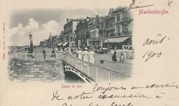 BLANKENBERGE / ZEEDIJK  1900  PRECURSEUR - Blankenberge