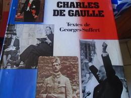 SUPERBE LIVRE HISTORIQUE   ** De GAULLE** - French