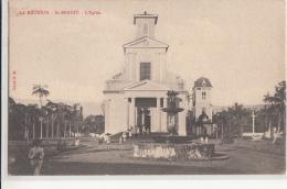 LA REUNION      SAINT  BENOIT         EGLISE       PIONNIERE - Saint Benoît