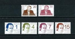 Kazajstán  Nº Yvert  479/80-481/4  En Nuevo - Kazajstán