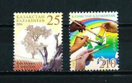 Kazajstán  Nº Yvert  456/7  En Nuevo - Kazajstán