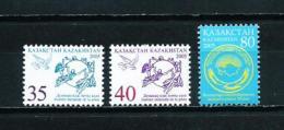 Kazajstán  Nº Yvert  443/4-445  En Nuevo - Kazajstán