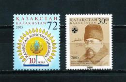 Kazajstán  Nº Yvert  434/5  En Nuevo - Kazajstán