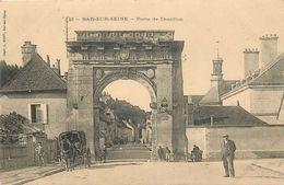 BAR SUR SEINE - Porte De Chatillon. - Bar-sur-Seine