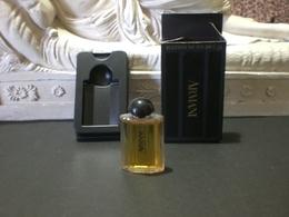 Parfum عطر духи Perfume ARMANI From Vintage Collection Complete  MAN EDT PARFUM PERFUME MINI MINIATURE - Miniatures Womens' Fragrances (in Box)