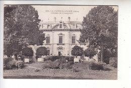 - 38 - LA COTE SAINT ANDRE - Chateau De Champvert - - La Côte-Saint-André