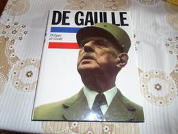 SUPERBE LIVRE HISTORIQUE   ** De GAULLE** - Boeken