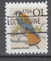 USA Precancel Vorausentwertung Preo, Locals Ohio, Lockbourne 895 - Precancels