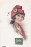 FRANCE        VIVIAN MANSELL - Patriottiche