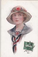 GREAT BRITAIN           VIVIAN MANSELL - Patriottiche