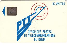 Benin 50unit  Phonecard- Superb Used - Benin