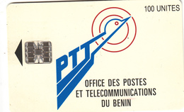 Benin 100unit  Phonecard- Superb Used - Benin