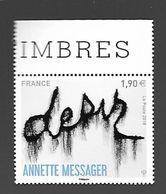 France 2018 - Yv N° 5202 ** - Annette Messager (Mi N° 6957) - Unused Stamps