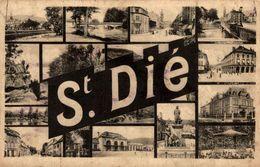 88  SAINT-DIE MULTI-VUES - Saint Die