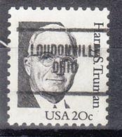 USA Precancel Vorausentwertung Preo, Locals Ohio, Loudonville 704 - Precancels