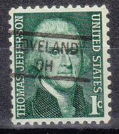 USA Precancel Vorausentwertung Preo, Locals Ohio, Loveland 841 - Precancels