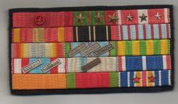 Placard De Rappel Avec Notamment Légion D'honneur (officier) - Other