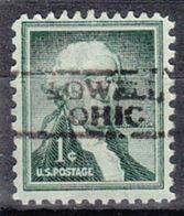 USA Precancel Vorausentwertung Preo, Locals Ohio, Lowell 728 - Precancels