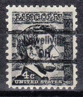 USA Precancel Vorausentwertung Preo, Locals Ohio, Lowellville 843 - Precancels