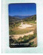 GRECIA (GREECE) -  1999 - RUINS   - USED - RIF.   29 - Greece