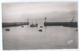 CPSM ILE DE GROIX Entrée Du Port Tudy - Groix