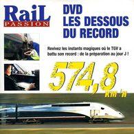 Train : TGV Les Dessous Du Record 574,8 Km/h - Documentary