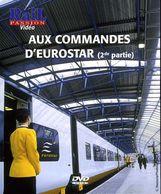 Train : Aux Commandes D'Eurostar (2ème Partie) - Documentary