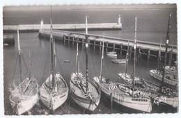 CPSM ILE DE GROIX Thoniers Au Port Tudy - Groix