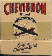 Pochette D'allumettes CHEVIGNON-2 Scans--TBE - Scatole Di Fiammiferi