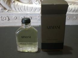 Parfum عطر духи Perfume ARMANI From Vintage Collection Mignon Complete Set - Miniatures Modernes (à Partir De 1961)