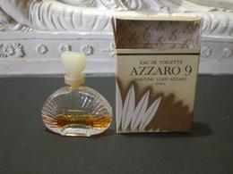 Parfum عطر духи Perfume AZZARO 9 From Vintage Collection Mignon Complete Set - Miniatures Modernes (à Partir De 1961)