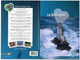 RC 7266 FRANCE COLLECTOR LA BRETAGNE COMME J'AIME AUTOADHÉSIFS NEUF ** - France