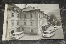 1037   Hotel Zum Gold.  Kreuz   Bad Ischl   Bus - Bad Ischl