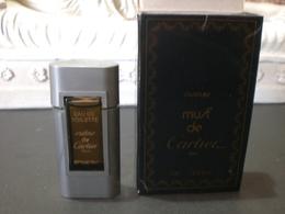 Parfum عطر духи Perfume MUST DE CARTIER From Vintage Collection Mignon Complete Set - Miniatures Femmes (avec Boite)